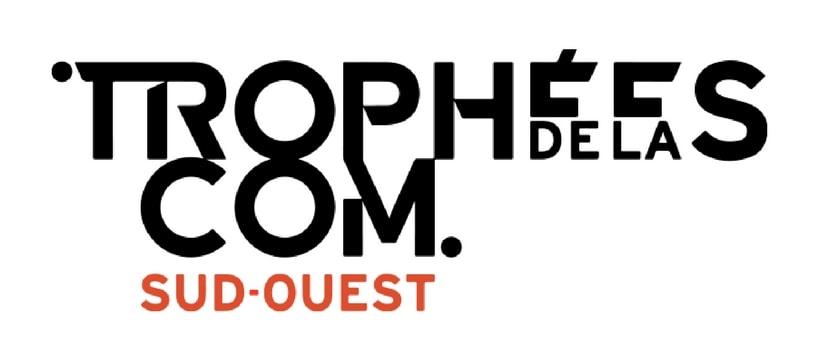 logo des trophee de la com du sud ouest