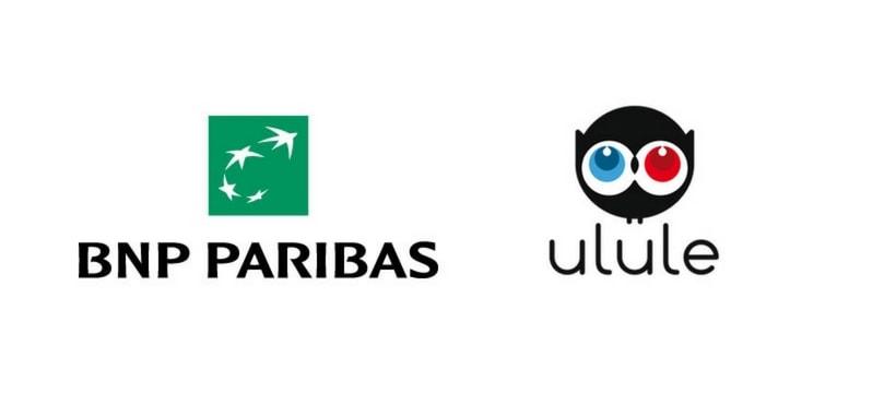 logos dulule et de la bnp