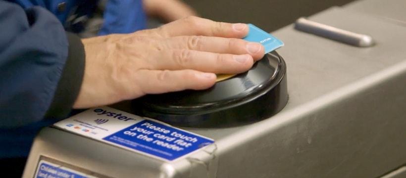 Visa Sans Contact