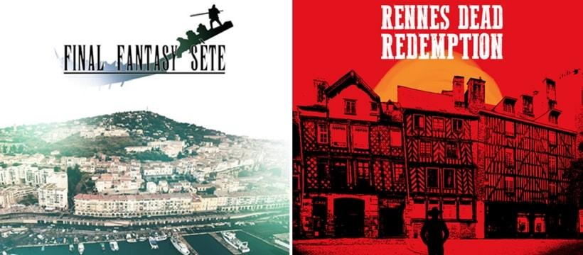 finale fantasy et red dead redemption en mode sncf