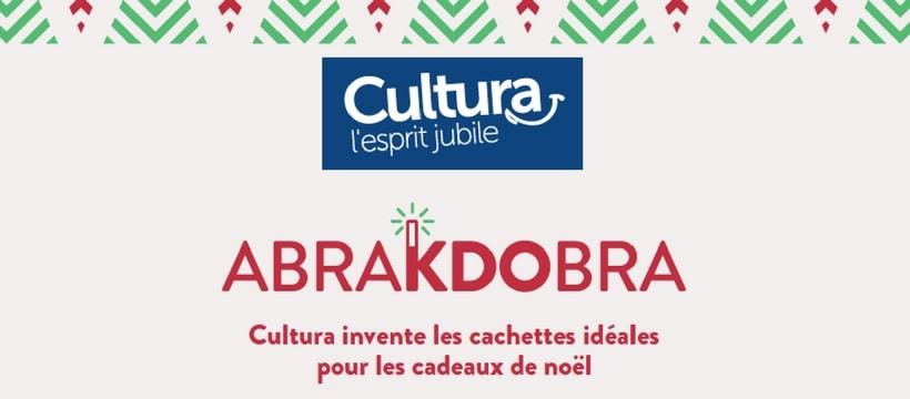 affiche de cultura Abrakdobra
