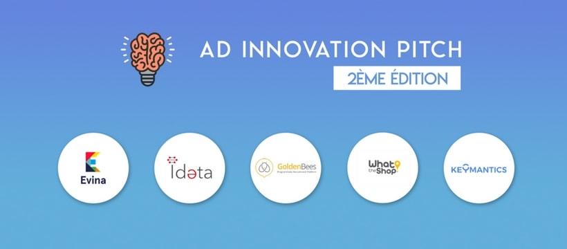 Affiche du ad innovation pitch