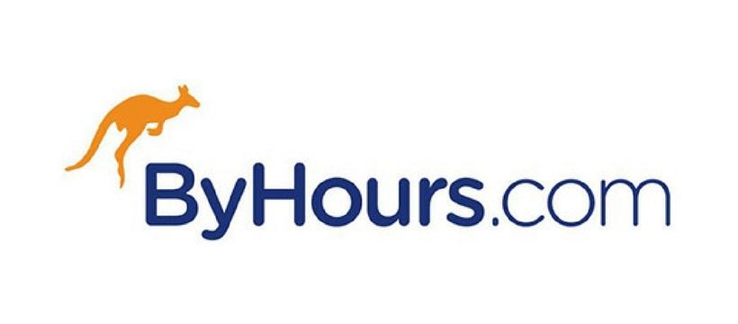 Logo de Byhours