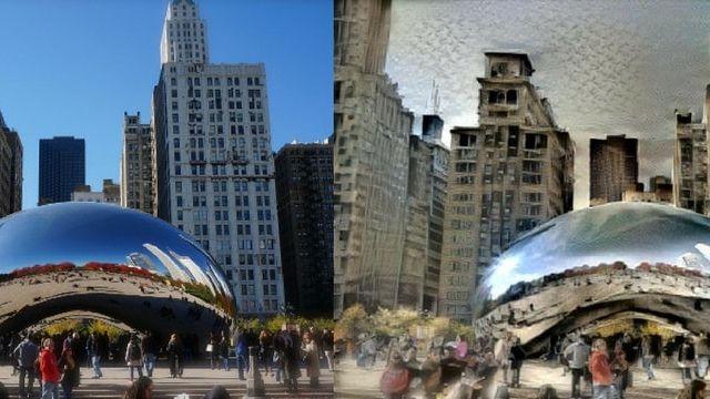 Chicago avant et apres la crise syrienne