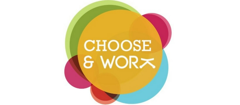 logo de Choose and Work