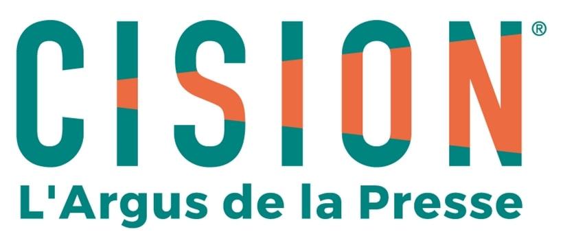 Logo de Cision