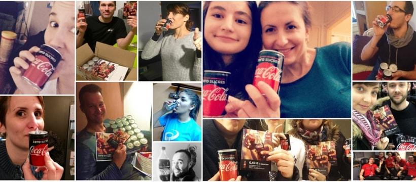 Coca Cola campagne collaborative