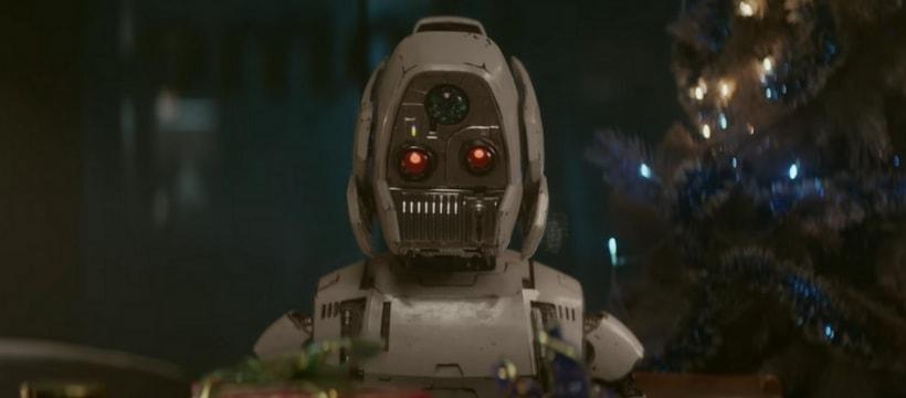 Robot perdu a noel