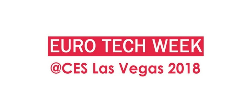 Euro tech week logo