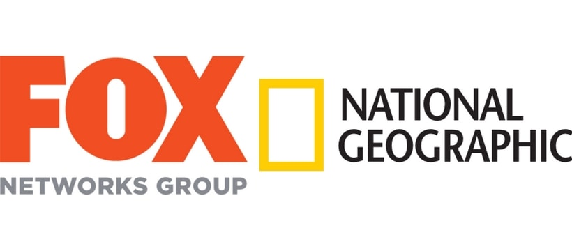 logos de FOX networks et de national geographic