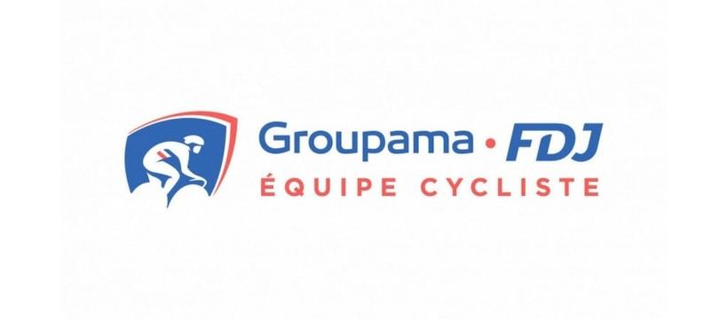 logo de Groupama FDJ
