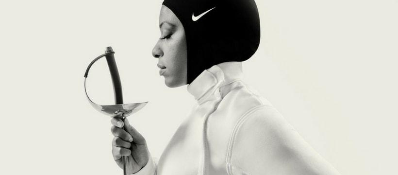 Le hijab designé par Nike