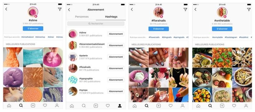 screenshots dinstagram