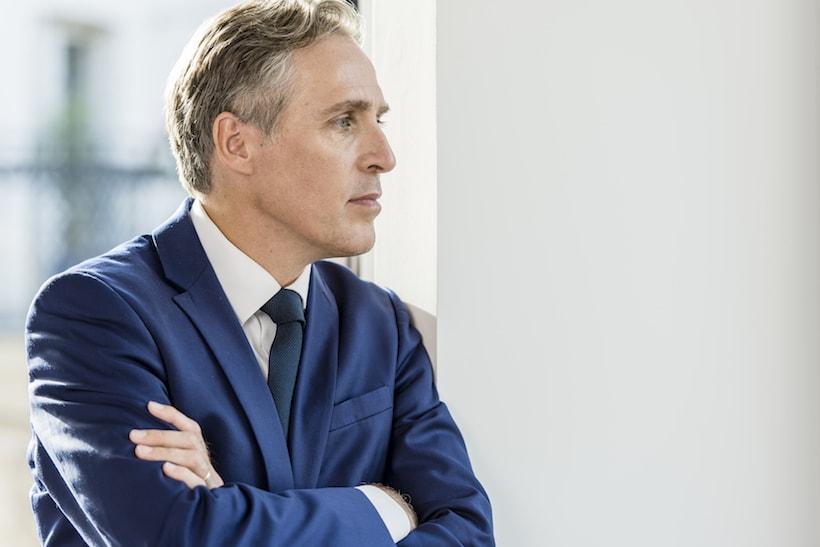 Jean-Christophe Jourde, Président du groupe Estée Lauder en France