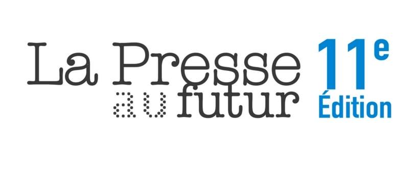 Logo de La Presse au Futur
