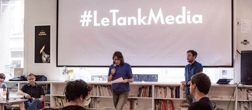 Présentation du Tank Média