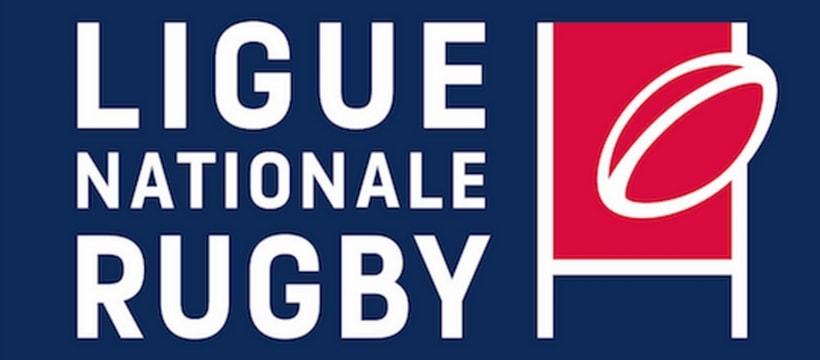 Ligue Nationale de Rugby logo