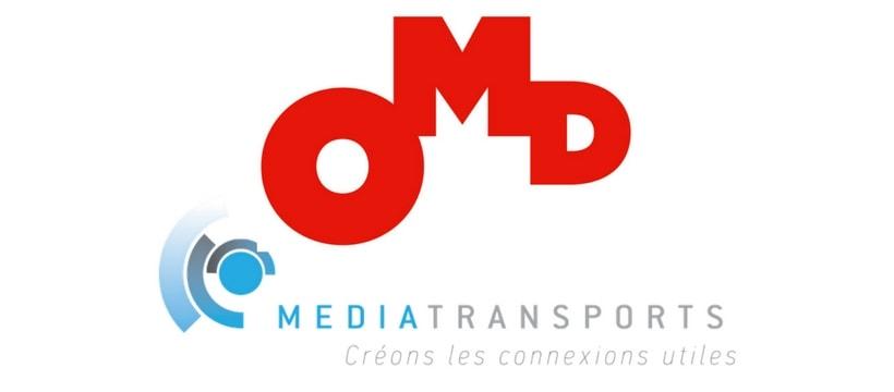 Logo OMD et Mediatransports