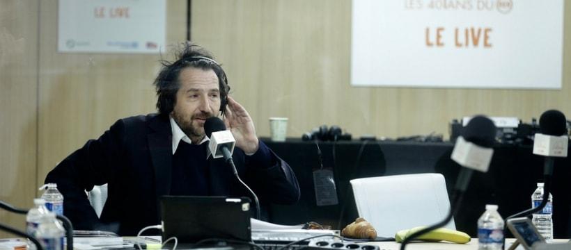 edouard baer a la radio