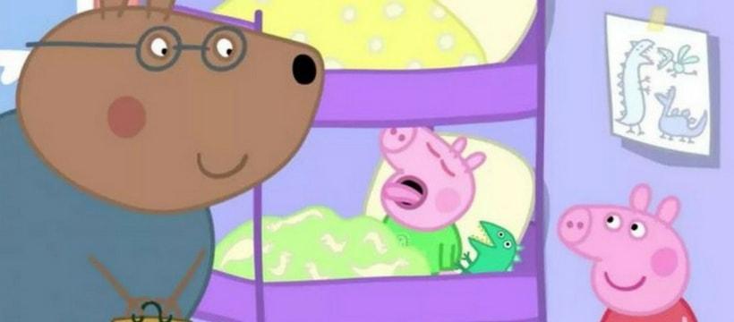 Medecin de peppa pig