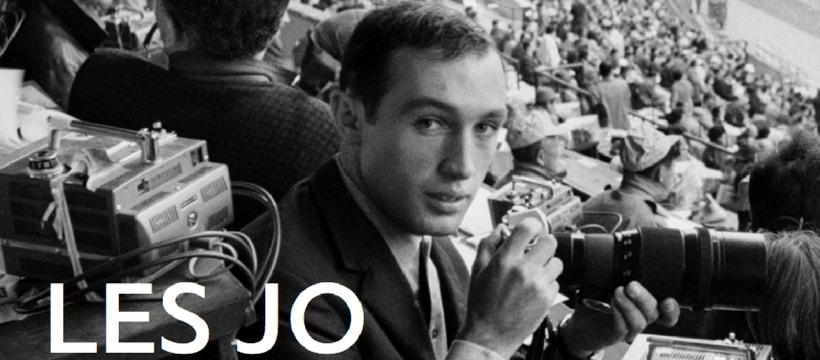 Raymond Depardon aux jeux olympiques