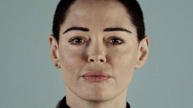 Rose McGowan représente les Silence Brekers pour le Time