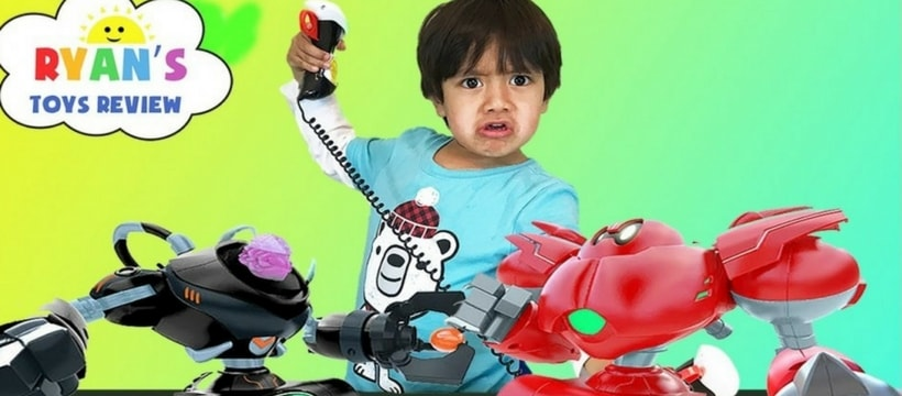 Ryan, un petit garçon de 6 ans aux millions d'abonnés sur YouTube