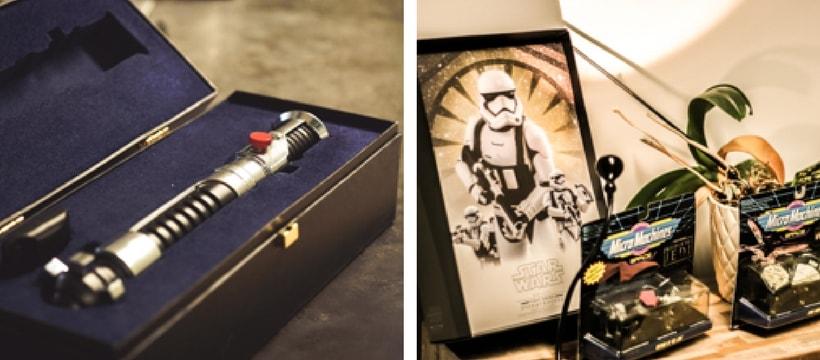 sabre laser et figurines en vente sur ebay