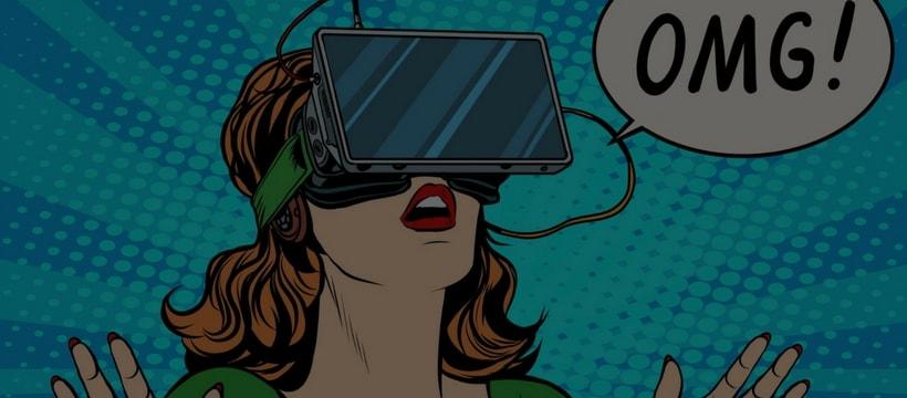affiche de Sparkling VR