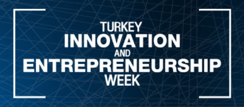 logo de la turkish innovation and entrepreneurs week