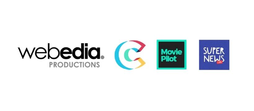 logo de webedia et ses partenaires