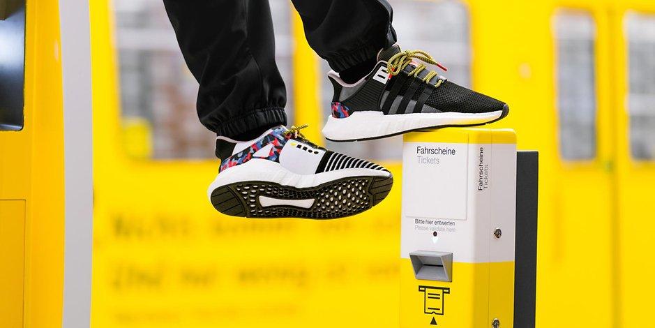 Les baskets connectées Adidas