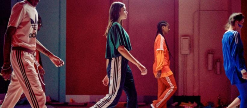 Publicité : la dernière campagne adidas, Original is never