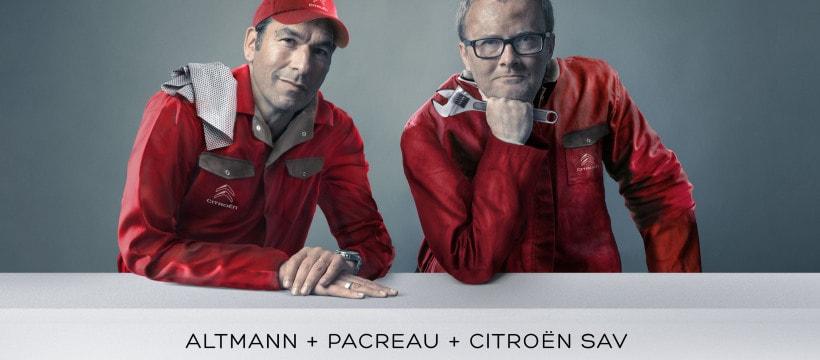 Portrait des dirigeants de Altmann Pacreau
