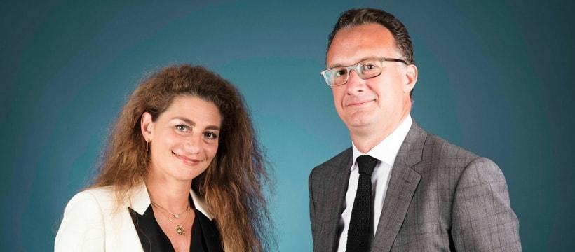 Portrait de Benoit Viala et Marion Darrieutort