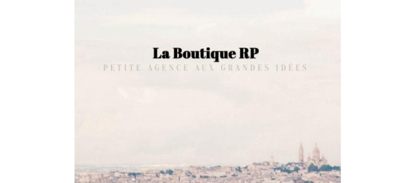 Logo de la Boutique RP
