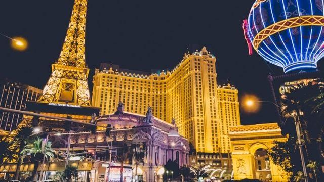 Tour Eiffel de Las Vegas