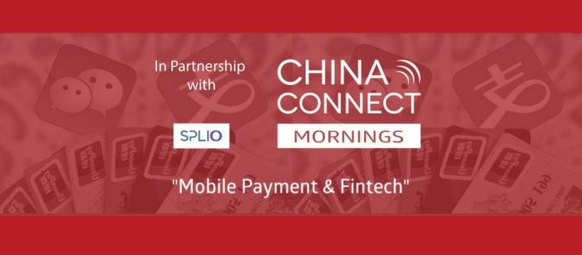 Affiche China Connect Splio