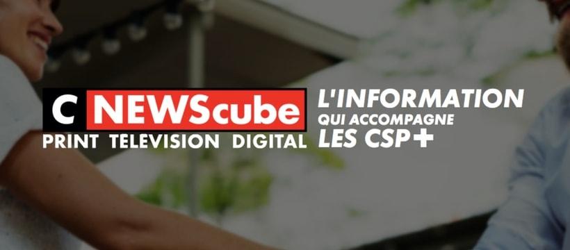 affiche de Cnewscube