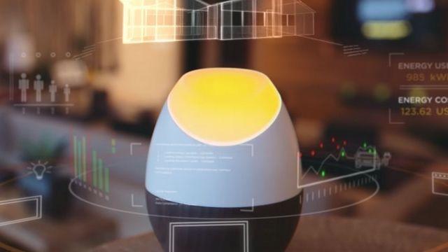 Glow, une veilleuse qui permet de surveiller sa consommation énergétique