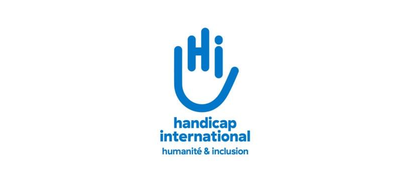 Logo de Handicap International
