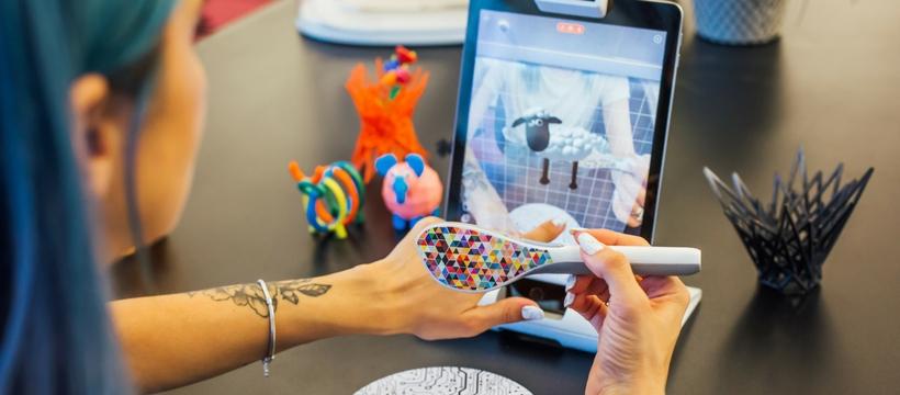 design et impression en 3D