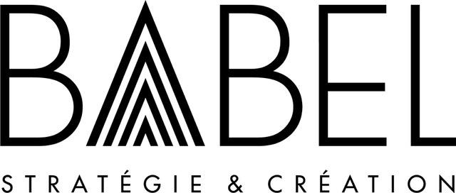 Nouveau logo de l'agence Babel