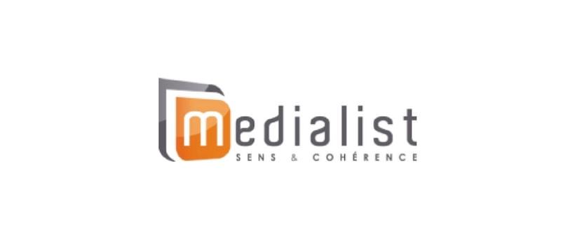 Logo de Medialist