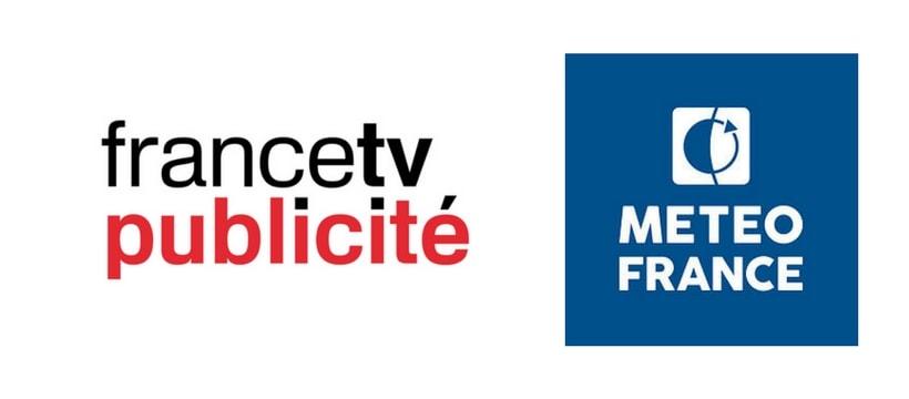 Logos de Meteo France TV Publicite