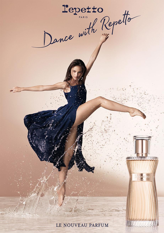 parfum affiche repetto