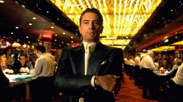 Robert de Niro dans Casino