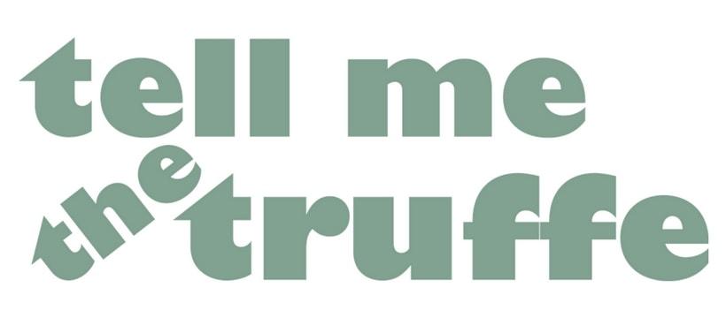 Logo de Tell me the truffe