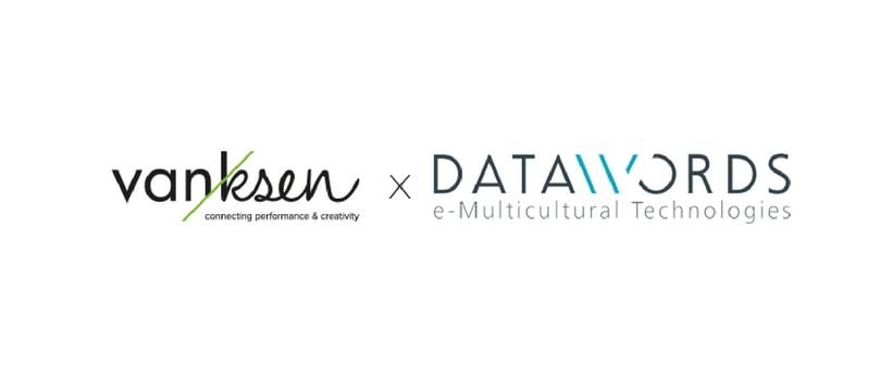 Logo de vanksen et datawords