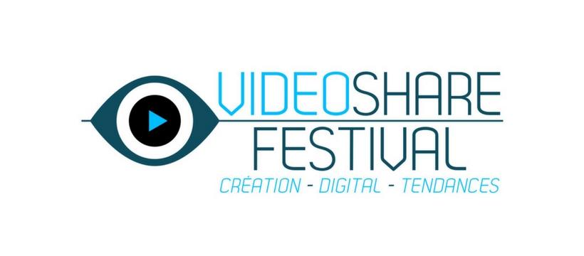 Logo du video share festival